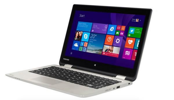 Notebook Tablet Toshiba Satellite Radius CL10W-B-100 günstiger kaufen