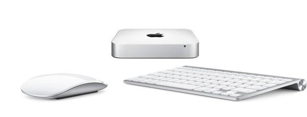 Apple Mac mini Keyboard und Mouse gratis dazu