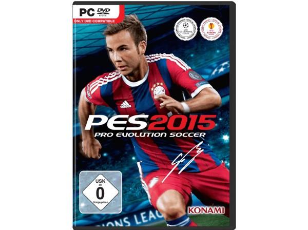 Pro Evolution Soccer 2015 günstiger kaufen