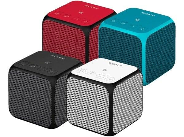 Sony SRS-X11 mobiler günstiger Lautsprecher