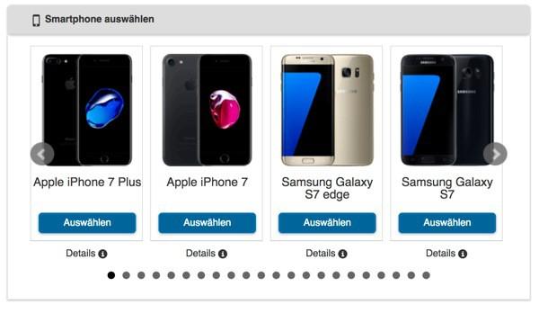 günstige Handytarife mit Smartphone