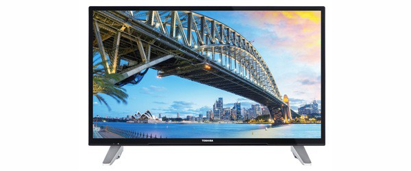 Toshiba 32W3663DA  LED Smart TV bis 200 Euro