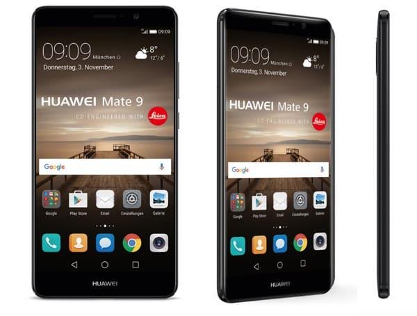 Huawei Mate 9 Dual SIM Android Handy