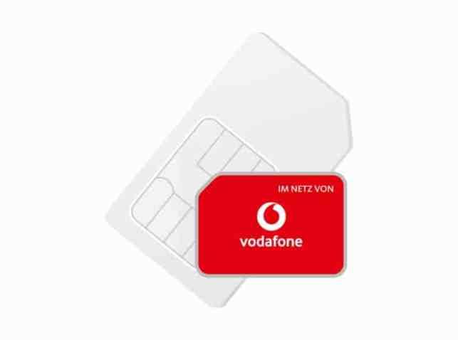 günstig Vodafone Tarif