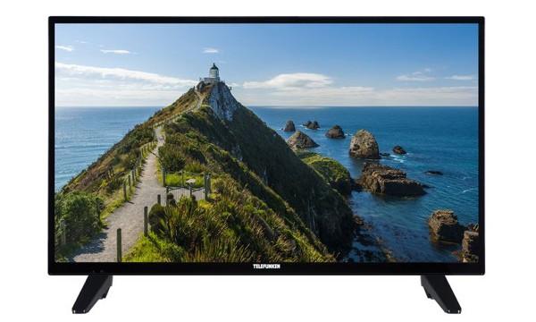 Telefunken 32 Zoll Fernseher günstig