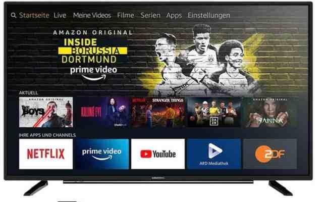Grundig 32 Zoll Smart Fernseher