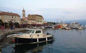 Uferpromenade von Krk-Stadt