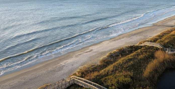 Strand von Myrtle Beach
