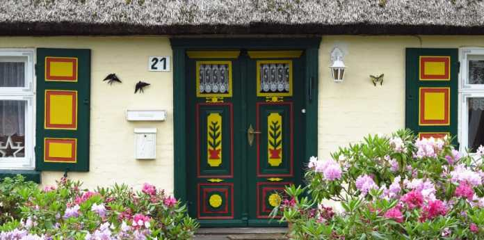 Haus in Born an der Ostsee