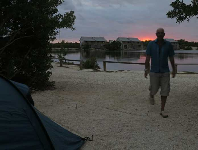 Campingplatz Bahia Honda State Park Keys Florida