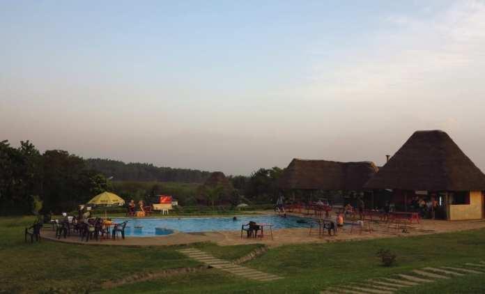 Hotel Red Chili Hideaway in Kampala/Uganda