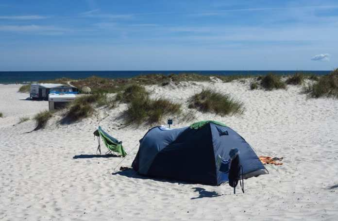 Campingplatz in Prerow