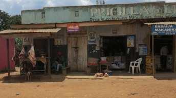 Laden in Uganda