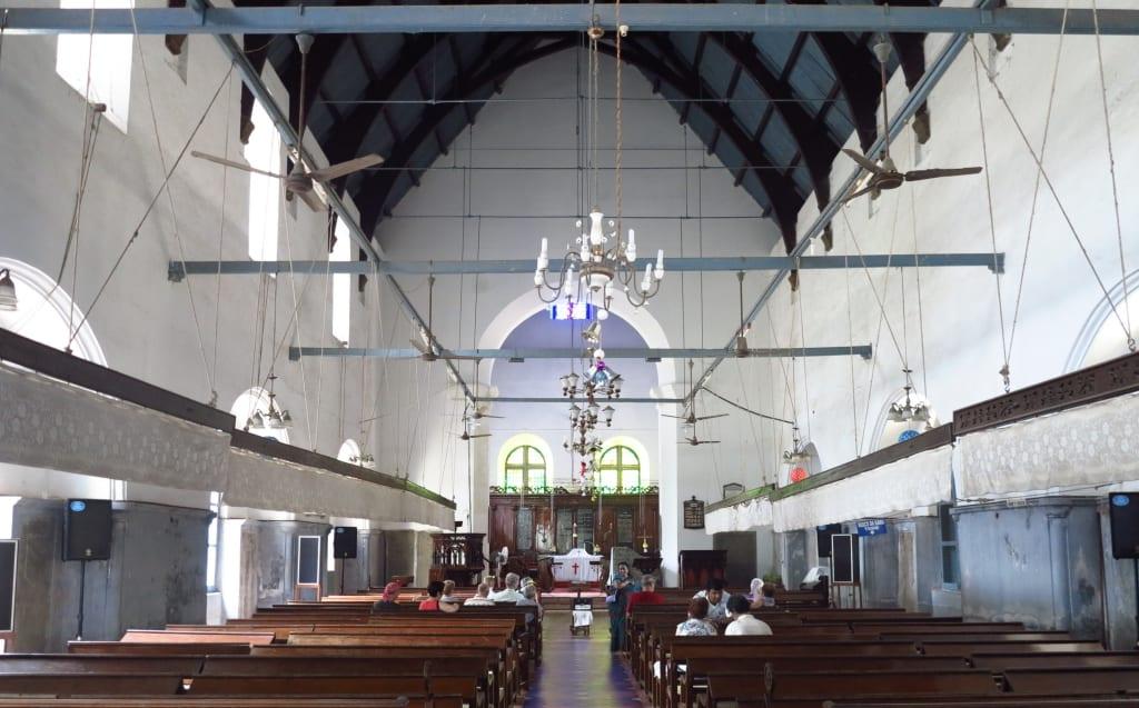 Kirche des hl. Franziskus in Kochi/Kerala