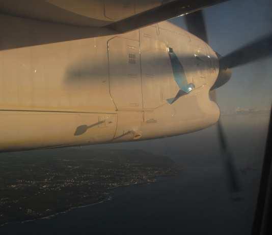 Auf die Azoren fliegen