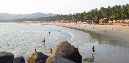 Palolem in Goa