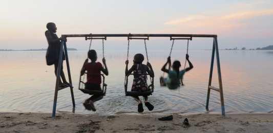 Ssese Islands in Uganda