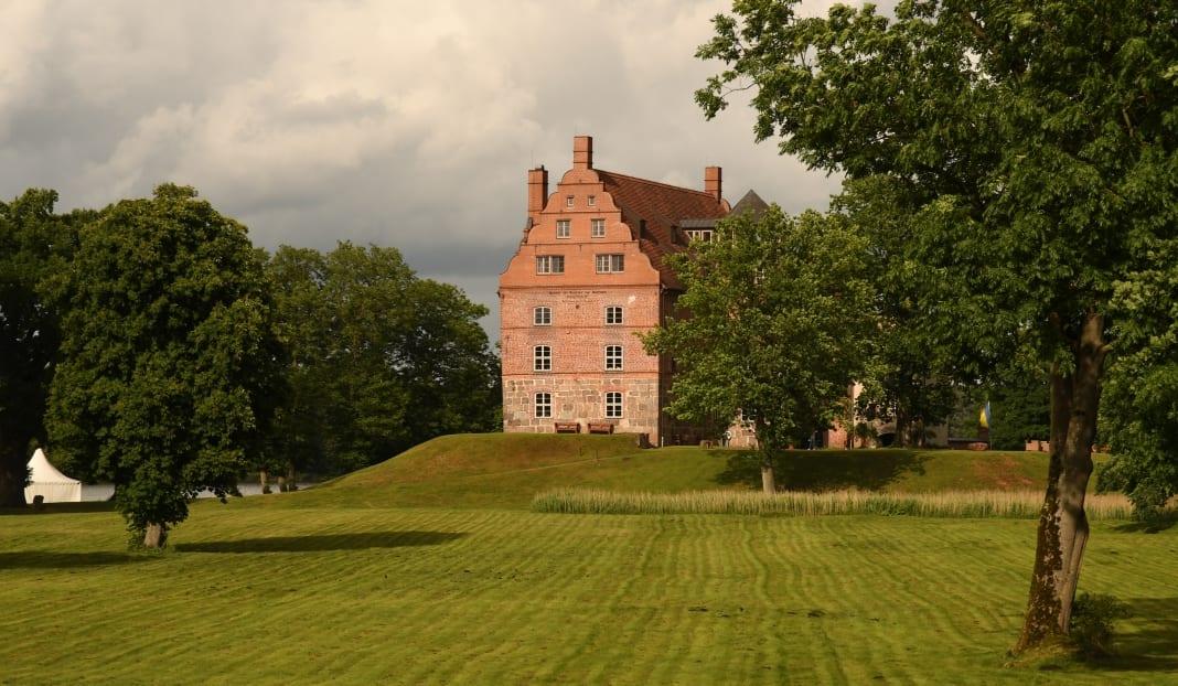 Schloss Ulrichshusen in Mecklenburg