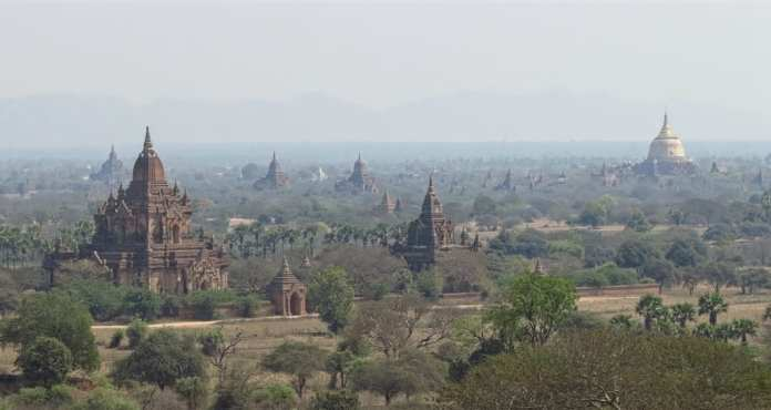 Bagan in Myanmar