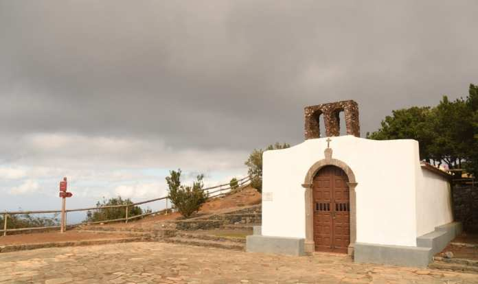 Ermita de Santa Clara auf La Gomera