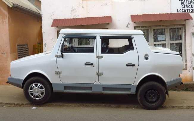 Karenyi das Auto Madagaskars