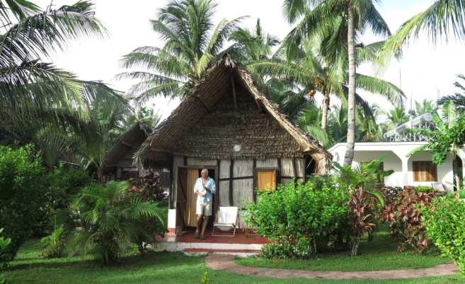 Hotel La Pirogue in Mahambo
