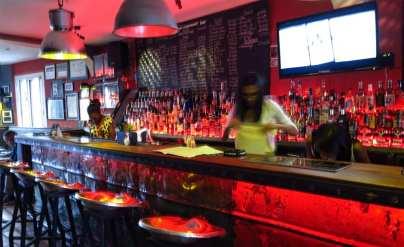 Bar in Antananarivo