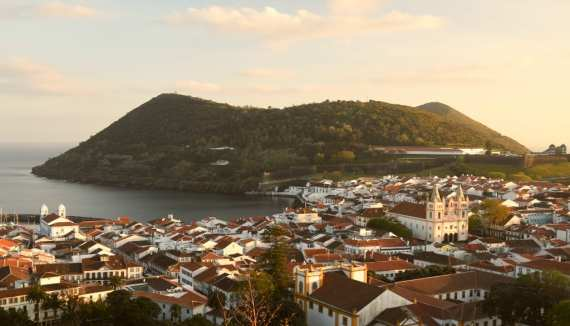 Angra do Heroísmo auf Terceira