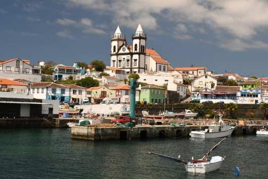 Sao Mateus auf Terceira