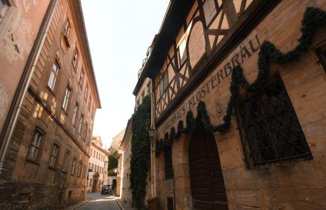 Klosterbräu in Bamberg