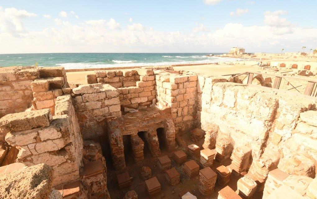 Caesarea in Israel