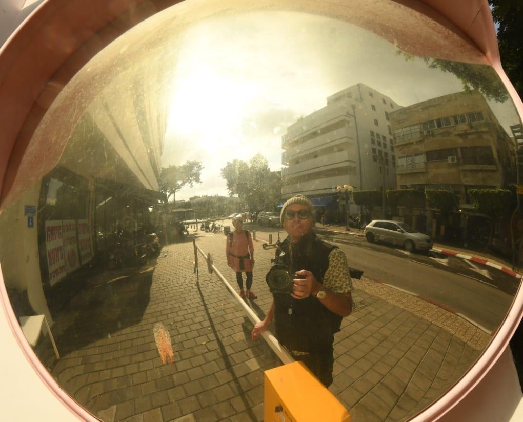 White City in Tel Aviv