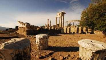 Pergamon in der Türkei