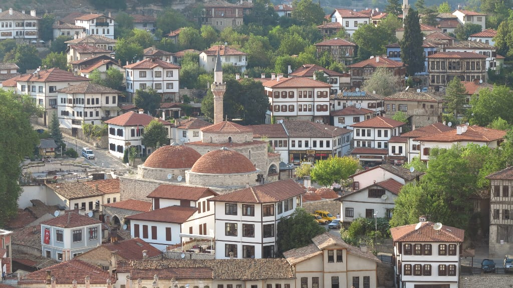 Safronbolu in der Türkei