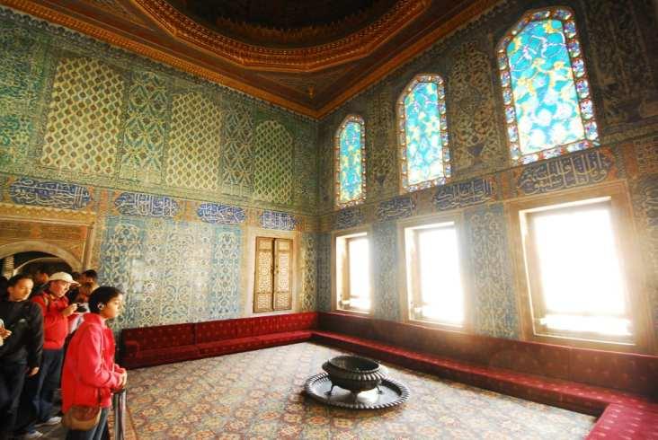 Topkapi-Palast in Istanbul