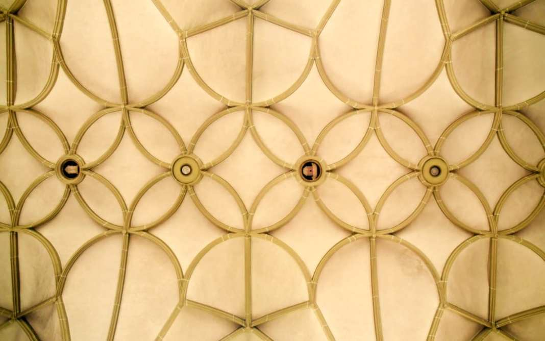 Geometrisches Gewölbe