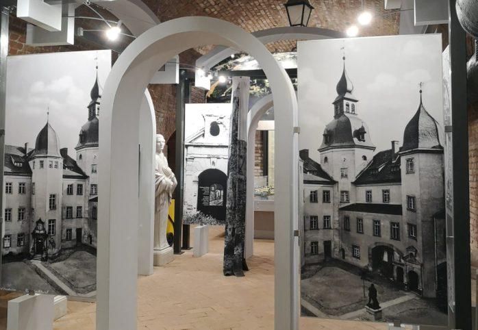 Ausstellung eines historischen Museums