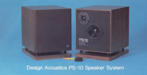 Design Acoustics Ps10 Speaker System Review Price Specs