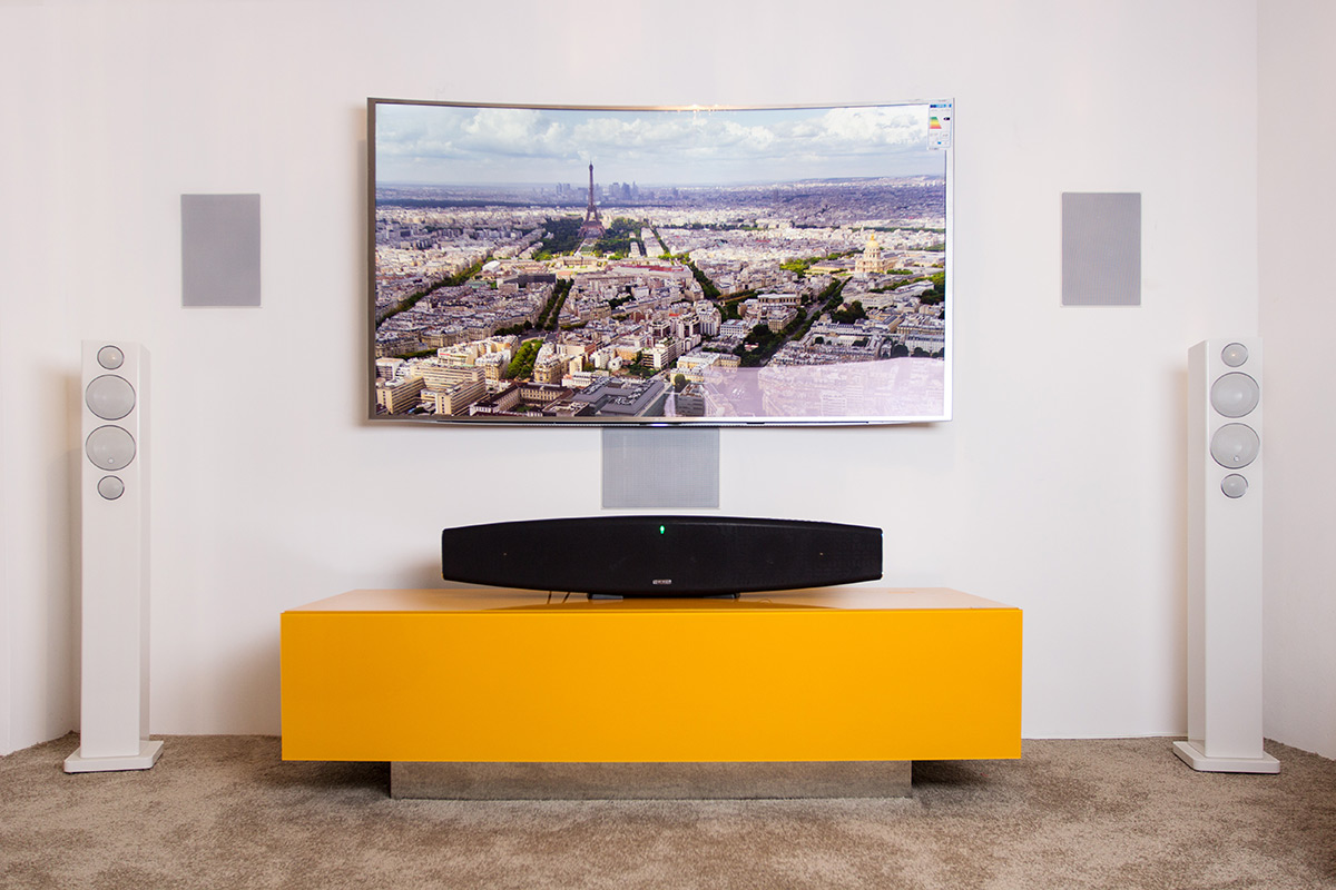 Tv In Wand Soundbar Advice: The Monitor Audio Asb-2 - Hifi & Friends