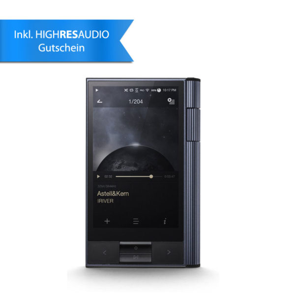 Astell&Kern AK KANN. 64GB Portable DSD High-Res-Spieler - HiFi Suite