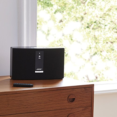 "Bose Internetradio Test - Bose ""soundtouch 20"" Wlan Lautsprecher - Hifi-tests.de"