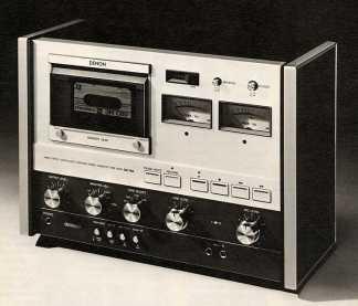 DENON DR - 750 1977