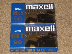 Maxell MX-S 90min