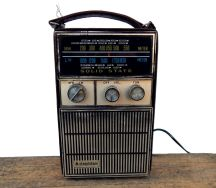 Century Solid State Radio Steepletone Electric
