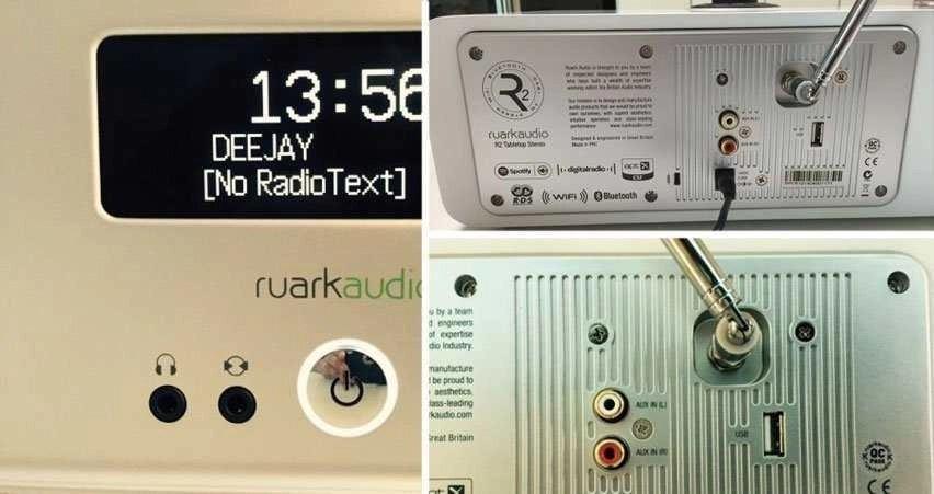 Connessioni Ruark R2