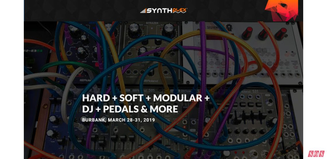 Synthplex aims to be a US-based equivalent of Berlin's Superbooth.