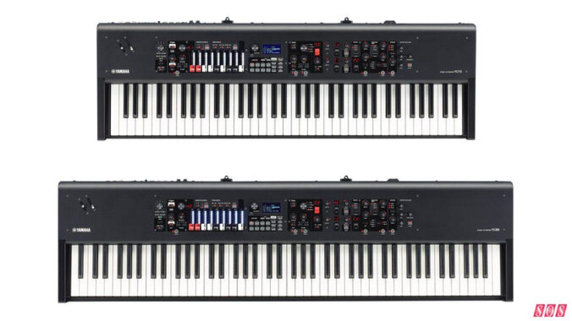 Yamaha YC73 & YC88