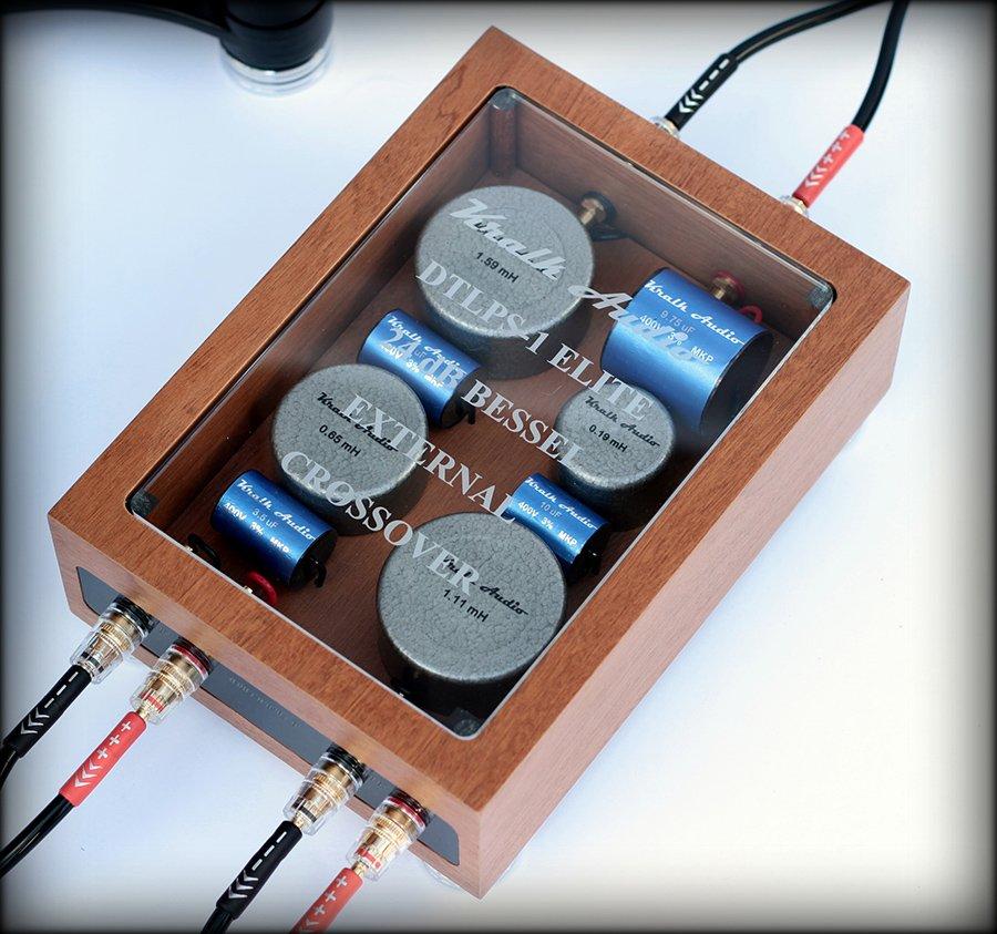 Audio Speaker Crossover