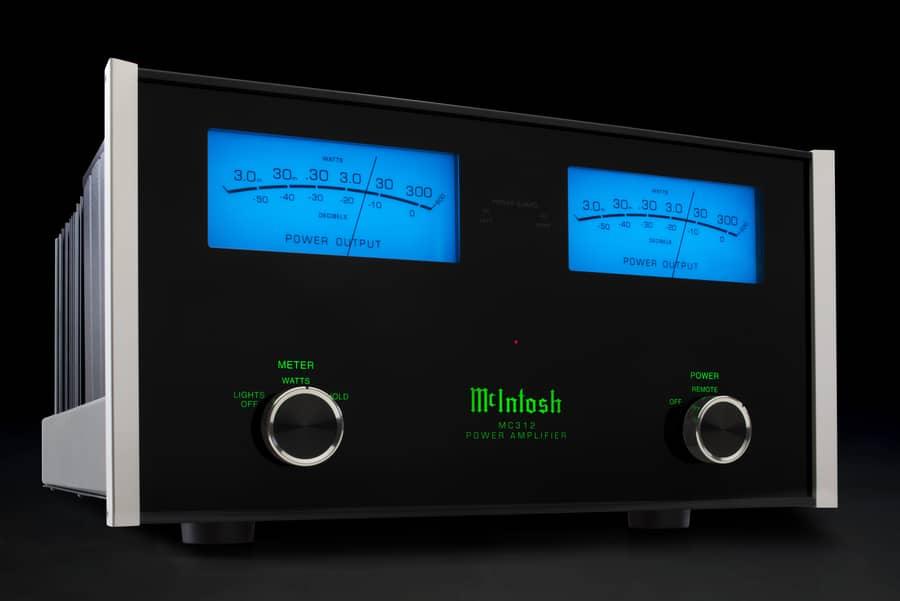 bi wiring speakers diagram whelen lightbar mcintosh launches new mc312 power amplifier   hifi pig