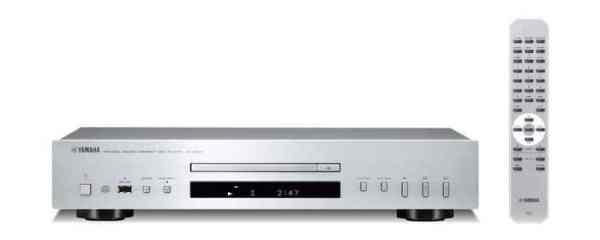 Yamaha CD-S300 è un lettore CD silver